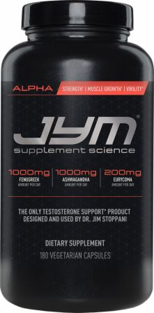 Alpha Jym bottle