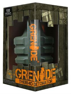 Grenade bottle