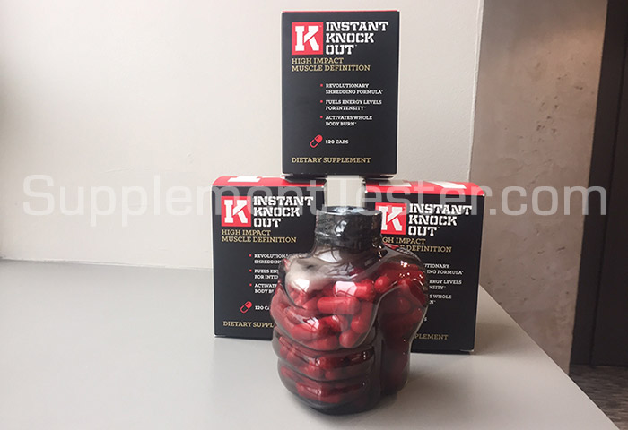 Instant Knockout Review Supplement Tester