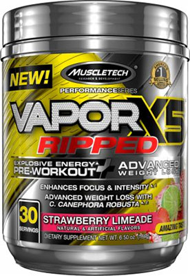 Vapor X5 Ripped Review