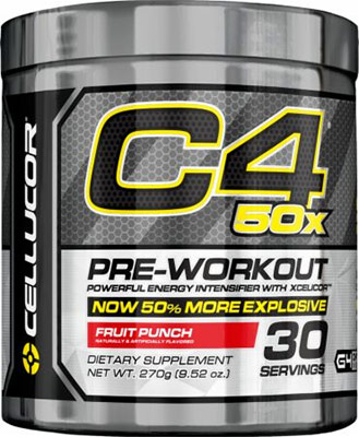 C4 50x Review
