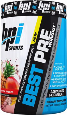 BPI Sports Best Pre Workout Review