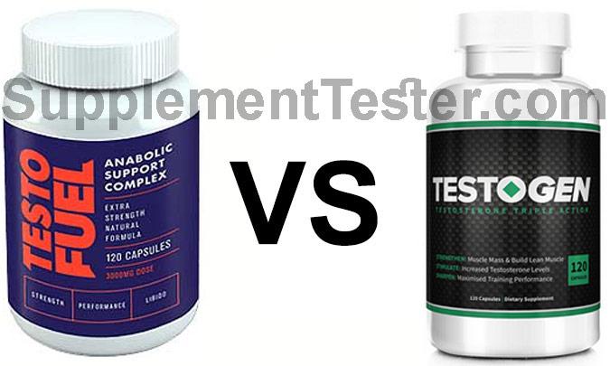 TestoFuel vs Testogen