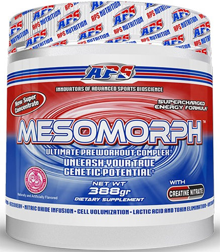 Mesomorph Pre Workout Review