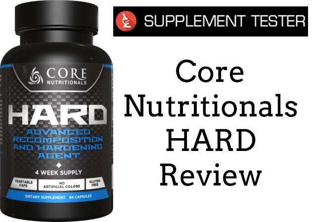 Core Nutritionals Hard Review