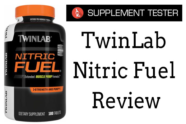 TwinLab Nitric Fuel Review