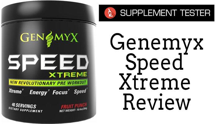 Genomyx Speed Xtreme Review