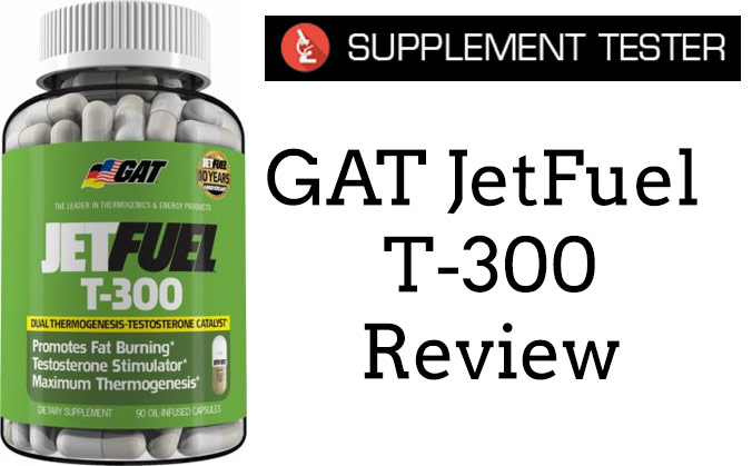 GAT Jetfuel T-300 Review
