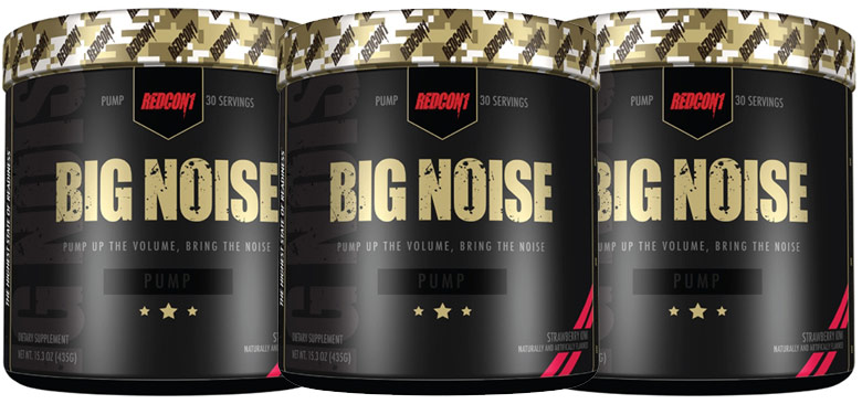Big-noise-pre-workout-review