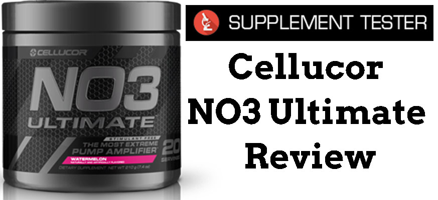 Cellucor-NO3-Ultimate-Review