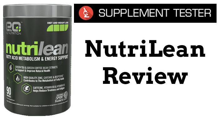 EQ Nutrition NutriLean Review