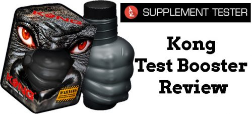 Kong-Test-Booster-Review