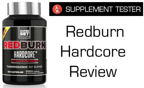 Superset-nutrition-redburn-fat-burner-review