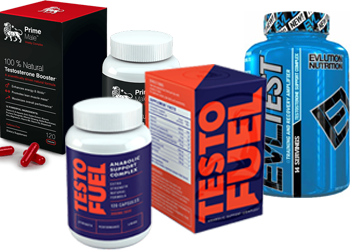 Top Three Testosterone Boosters