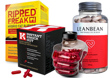 Top Three Fat Burners – Updated 2019
