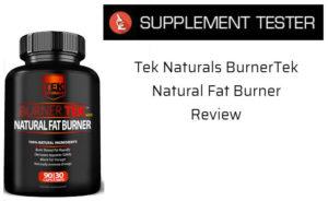 BurnerTek review