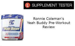 Yeah Buddy Pre-Workout Review
