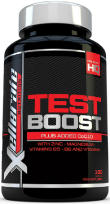 Xellerate Test Boost Review - Supplement Tester