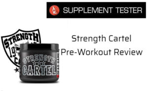 Strength Cartel Pre-Workout Review