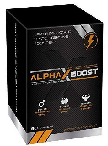 Alpha X Boost bottle